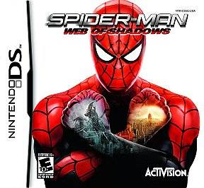 Spider Man Web of Shadows (Nintendo DS, 2008)