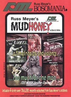Russ Meyers Mudhoney (DVD) Cult Classic!