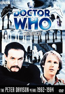 Doctor Who   Castrovalva DVD, 2007