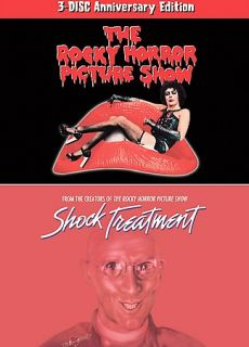 Picture Show Shock Treatment   Gift Set DVD, 2009, 3 Disc Set
