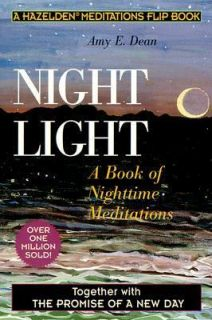 Promise of a New Day Night Light by Karen Casey, Martha Vanceburg and
