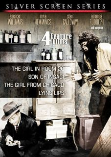 , The Son of Ingagi The Girl From Chicago Lying Lips DVD, 2008