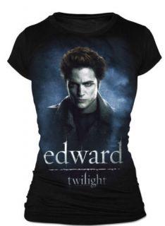 TWILIGHT   Edward Cullen Smokey Face T Shirt (S/M/L/XL)