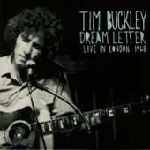 Dream Letter Live in London 1968 by Tim Buckley CD, Jul 2007, 2 Discs