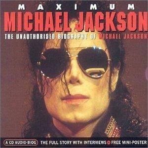 Michael Jackson MAXIMUM MICHAEL JACKSON Biography Of + Poster CD