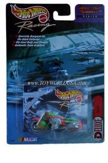 Hot Wheels Racing~SCORCHI​N SCOOTER~Adam Petty #45 Sprint