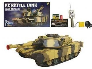 m1 abrams rc tank in Tanks & Military Vehicles