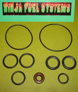 PK BARRY GRANT FUEL PUMP SEAL KIT BG PUMPS 220 280 400 WALRUS SEAL