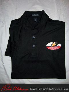 Red Adair Mens Polo Shirts