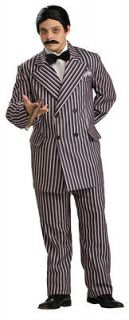 Mens Adult ADDAMS FAMILY Deluxe Gomez Addams Costume