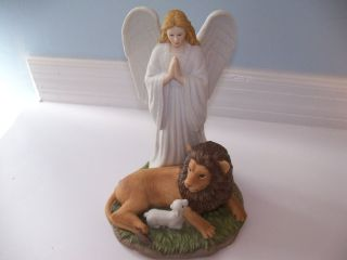 Homco Home Interior Masterpiece Porcelain Squirrels Figurine