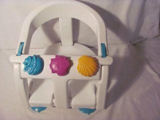 Gerry Infant/Baby Safety Bathtub Seat Folds for Storage