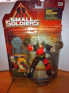 Small Soldiers CHIP Hazard battle damage action Figure 1998 Dreamworks