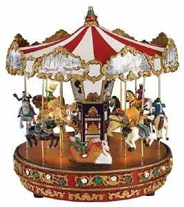 Gold Label Mr Christmas The Carousel #79178