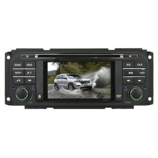 Cherokee Dodge Chrysler Cruiser Sebring Car DVD Player GPS Navigation