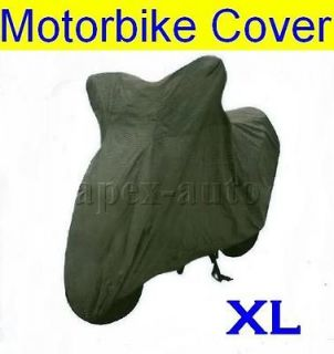 XL WATERPROOF Motorbike Motorcycle Bike Rain COVER Protector Scooter