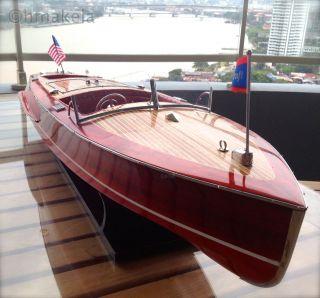 chris craft model boat in Toys & Hobbies