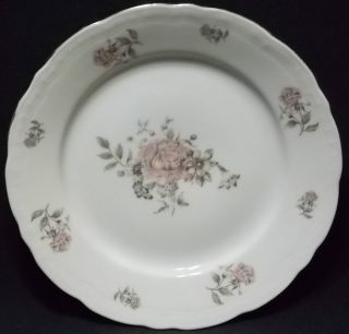 MINT Vintage Bohemian Fine China Czechoslovakia Bread Butter Plate