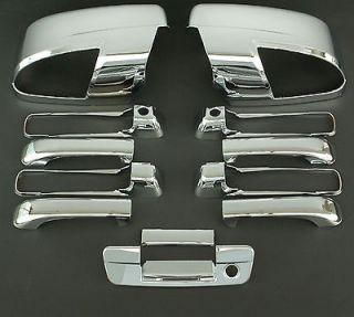 dodge ram chrome mirror in Mirrors
