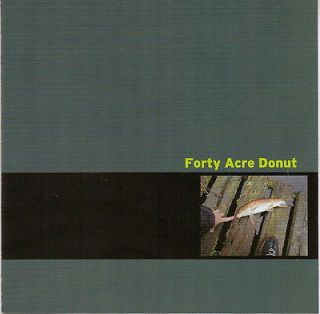 FORTY ACRE DONUT   Bar Machine Bell (CD 2000)