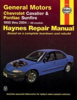 Haynes Saturn S Series Automotive Repair Manual, 1995 2002 by John H