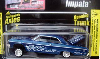 1964 Chevy Impala LOWRIDER MAGAZINE REVELL 1/64 SCALE