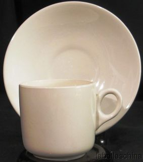 Bristol Pountney & Co Demitasse Teacup and Saucer