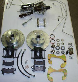 1957 chevrolet disc brake conversion power (Fits 1957 Chevrolet