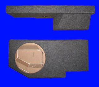 DODGE RAM CREW CAB 2009 UP SIN 12 PASSENGER SIDE SUBWOOFER SUB