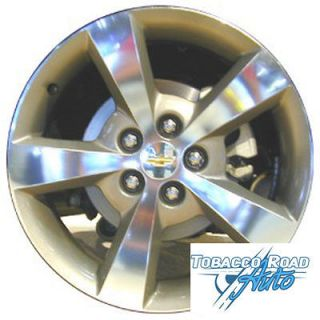 New 17 2008 2009 2010 2011 Chevrolet Malibu Polished Alloy Wheel Rim
