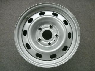 Dodge Ram 1500 factory 17 steel spare wheel rim