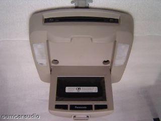 NEW Chevy GMC Envoy Rainier Trailblazer EXT DVD Player Screen 15821036