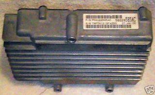 02 DODGE RAM 1500 PICKUP TRANSMISSION CONTROL MODULE