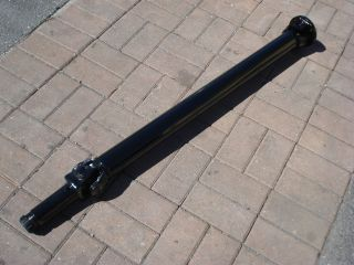 CONVERSION REAR DRIVE SHAFT S10 CHEVY TRUCK GMC SONOMA EXTENDED CAB V6