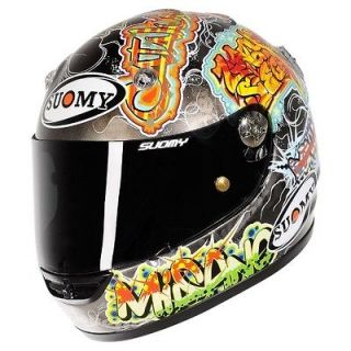 Suomy Vandal Murales Helm Helmet Casco Superlight Racing TOPDEAL size