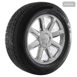 20 inch 2009 GMC Sierra 2009 Yukon Denali Chrome Rims Wheels and