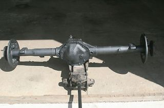 1998 1999 DODGE RAM VAN 1500 2500 REAR AXLE DIFFERENTIAL ASSEMBLY 9.5