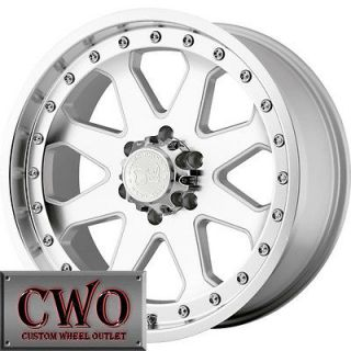 Rhino Imperial Wheels Rims 5x127 5 Lug Chevy GMC C1500 Jeep Wrangler