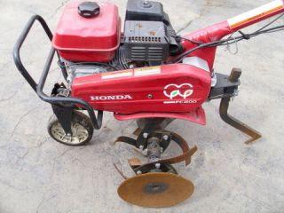 HONDA FC600 Front Tine Tiller cultivator OHV engine