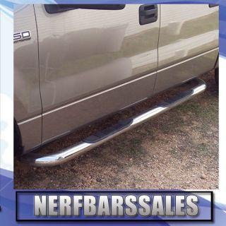 2011 Dodge Ram 1500 Crew Cab 3 S/S Nerf Bars Running Boards (Eng