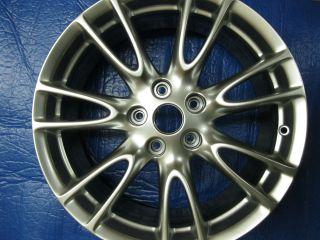Infiniti G35 G37 2007 2009 18 x 8.5 Rear Factory OEM Stock Wheel Rim
