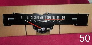 NOS 67 68 ? FORD GALAXIE SPEEDO XL LTD 390 428