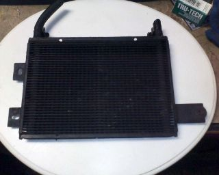 FORD EXPLORER TRANSMISSION OIL COOLER