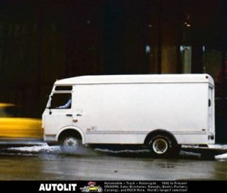 1984 Iveco Fiat Z100 Diesel Truck Factory Photo