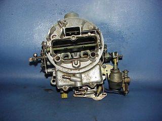 Ford Motorcraft 2V barrel carburetor 9FBA # 121 1.21