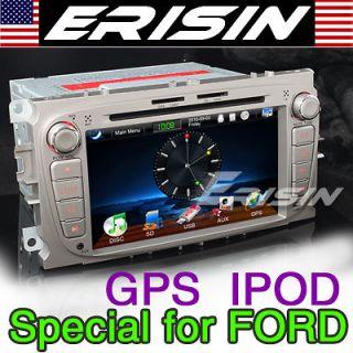 ES950F HD 7 Car TV GPS DVD player RDS iPod BT SWC Ford Focus MONDEO