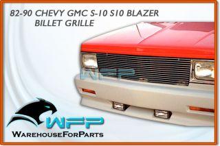 82 83 84 85 Chevy GMC S 10 Blazer Billet Grille Grill (Fits 1983