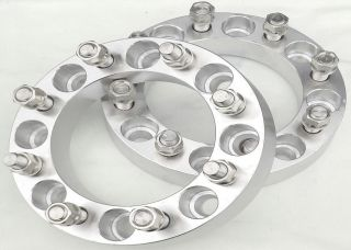 pcs 2 GMC Sierra (2011   2012) 2500/3500 (non Dually) Wheel Spacers
