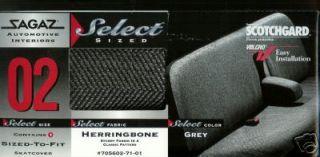 89 90 91 92 GMC SIERRA 1500 FULL STANDARD TRUCK BENCH SEAT COVER BRAND