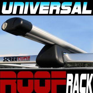 RAIL RACK CROSS BARS CARGO CARRIER LUGGAGE PAIR (Fits Jeep Cherokee